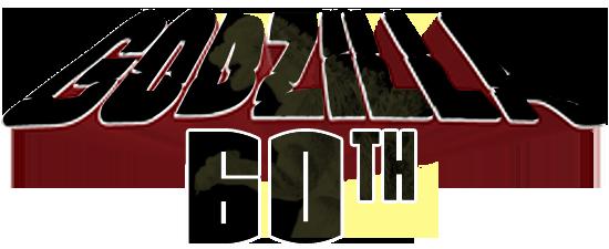 Godzilla60th