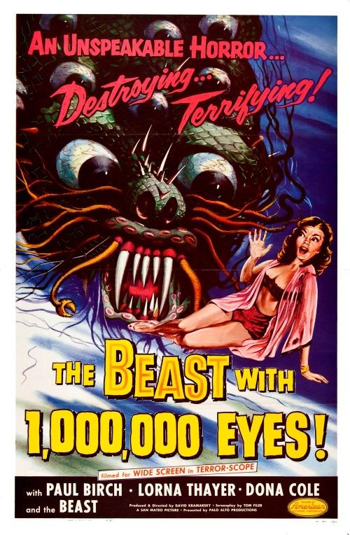 beast million eyes